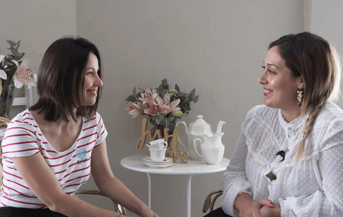 Renata Enamorada- entrevista a Aquarelacakes