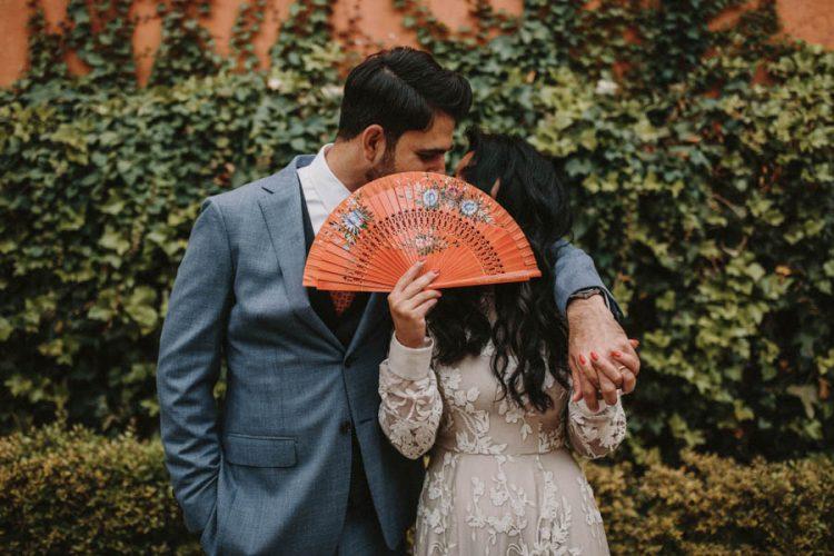 bodas elopement en Andalucia