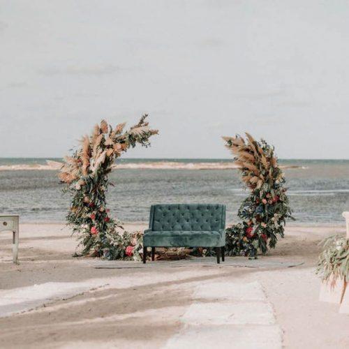 Destination wedding en la playa